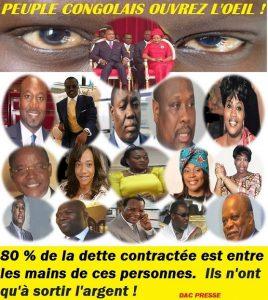 Congo-Brazzaville : C'est aux pilleurs de rembourser et non au peuple de serrer la ceinture