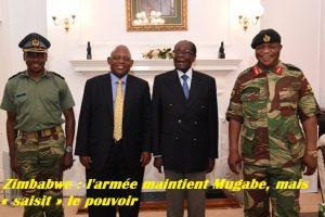 Zimbabwe: Départ en exil de Mugabe dès ce soir?