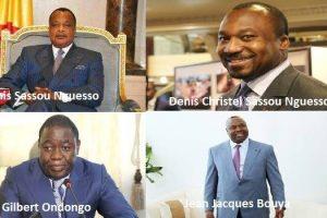 Le clan des pilleurs du Congo