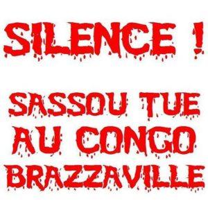 Il faut sauver le soldat Sassou. C'est une plaisanterie de mauvais goût.