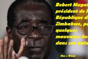 Triste réalité au Zimbabwe: Un président indéboulonnable presque déboulonné