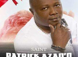 Sortie du 4ème album du chanteur congolais Saint Patrick AZAN'O