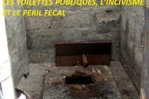 Congo-Brazzaville: Les toilettes publiques , l'incivisme et le péril fécal
