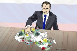 Russie-Afrique: Moscou, cet ami qui nous veut du bien