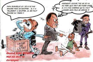 Opération lutte contre la corruption: Le pouvoir de Brazzaville risque de se poignarder