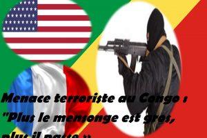 Menace terroriste au Congo ?