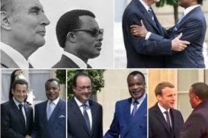 Il fallait atendre que la mer se retire pour découvrir que Denis Sassou Nguesso et son clan sont des voleurs, rapaces, ripoux et pilleurs du Congo-Brazzaville alors que le peuple le savait depuis 32 ans. Tant qu'ils assurent la pérennité de la françafrique, circuler, il n'y a rien à faire!