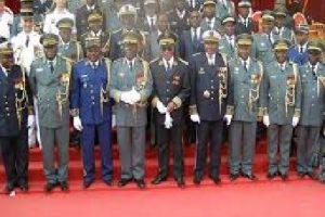 Congo-Brazzaville:  Mort programmée des Généraux des FAC !