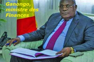 Calixte GANONGO, ministre des finances (Congo-Brazzaville)