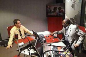 Interview de Guy Brice Parfait KOLELAS sur RFI ce 10 Janvier 2018