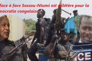 Le face à face Sassou-Ntumi est délétère pour la démocratie congolaise