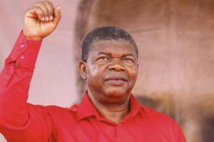 João Lourenço Président de l'Angola