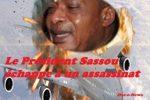 Le Président Sassou échappe à un assassinat