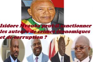 Isidore Mvouba peut-il susciter l'action judiciaire à l'issue des enquêtes parlementaires