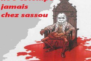Le goût de sang ne s'estompe jamais chez sassou