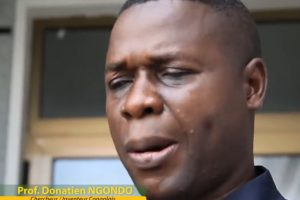 Le Professeur Donatien Ngondo, nous en dit plus concernant le traitement du VIH par le Morenga