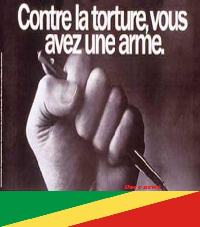 Tortures et détentions arbitraires de dizaines de personnes au Congo-Brazzaville