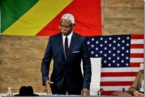 Modeste Boukadia pour le soutien des Congolais à la tenue de la conférence internationale