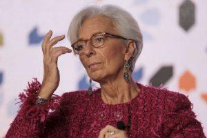 La directrice générale du FMI, Christine Lagarde