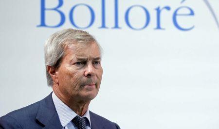 Vincent Bolloré, mis en garde à vue