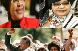 """Winnie Mandela, ex-épouse de Nelson Mandela et """"mère de la nation"""" sud-africaine"""
