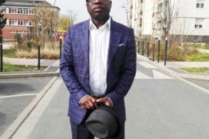 Le Président de la CDI Adrien Houabaloukou