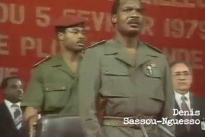 05 février 1979,  SASSOU NGUESSO achève son coup d'État