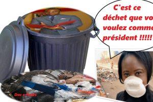 DC SASSOU NGUESSO, un déchet politique