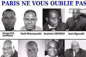 Prisonniers Politiques au Congo