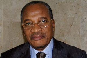 Christophe Moukoueké, vice-président du CAP