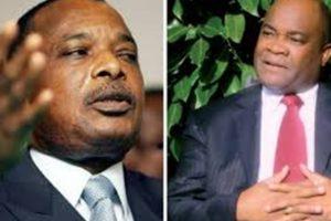 Sassou Nguesso et Okombi Salissa