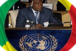Congo-Brazzaville: un groupe de l'ONU juge la détention d'André OKOMBI SALISSA arbitraire