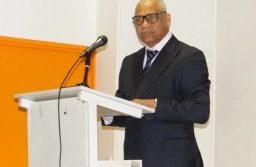 Mr OUABARI MARIOTTI Représentation en Europe de la Fédération de l'Opposition Congolaise