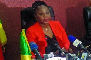 Jacqueline Lydia MOKOLO