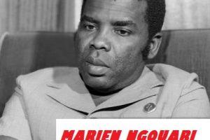Marien Ngouabi, président de 1968 à 1977