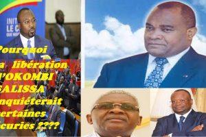 Pourquoi la libération d'OKOMBI SALISSA inquiéterait certaines écuries ????