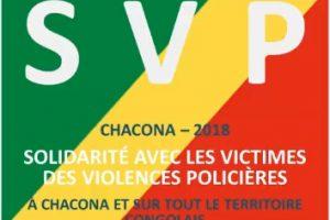 Opération SVP : solidarité avec les victimes des violences policières au Congo-Brazzaville