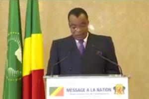Congo-Brazzaville : discours du 15 aout 2018,  encore un saupoudrage morbide et indigeste