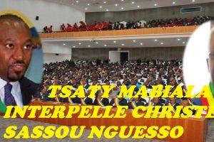 TSATY MABIALA, a-t-il retrouvé le chemin de la droiture et la vérité ?