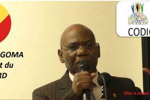 Communiqué du codicord suite à l'acharnement du gouvernement congolais sur M. Paulin MAKAYA