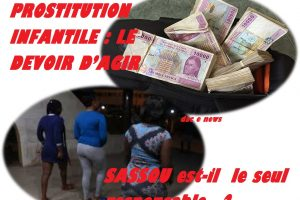 prostitution infantile