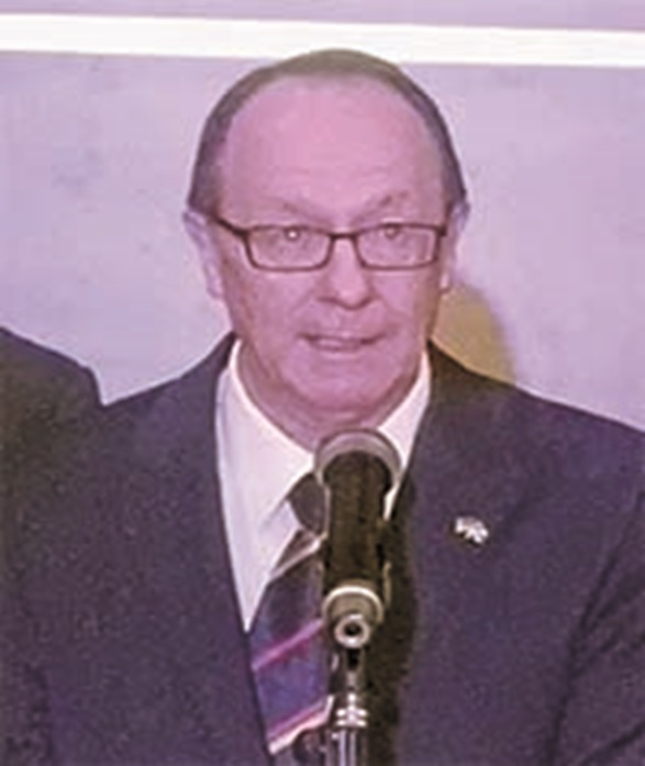 Klaus Peter Schick, ambassadeur d'Allemagne au Congo