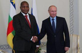Paris-Bangui : Touadera maintient son agenda avec Moscou en dépit des injonctions de Paris, Brazzaville et N'Djaména.
