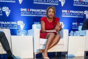 Vanessa Moungar, Franco-Tchadienne,directrice du département genre, femmes et société civile à la Banque africaine de développement.