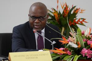 Lutte sociale : Jean Bruno Richard ITOUA accuse les syndicats de l'université Marien Ngouabi
