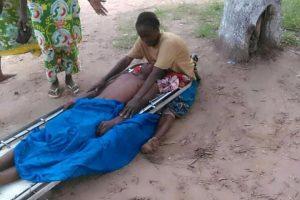Enfant tué à Gamboma