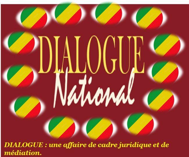 (Français) Congo-Brazzaville: dialogue, une affaire de cadre juridique et de médiation.