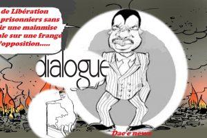 Dialogue au Congo-Brazzaville: les positions inconciliables de deux oppositions.