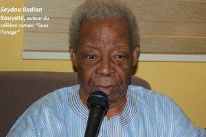 MALI : l'écrivain seydou badian kouyaté est mort