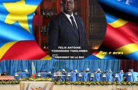 En RDC, la Cour constitutionnelle a dit le droit.